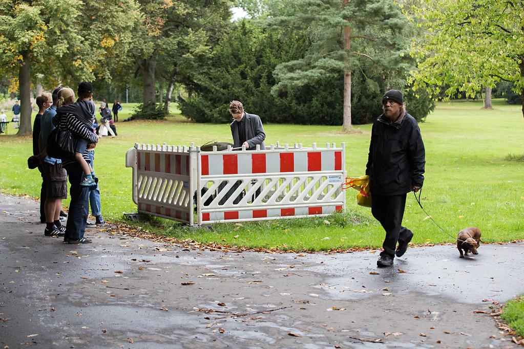 Tag im Park, 2016, Kaiser-Wilhelm-Park, Essen-Altenessen, Netzwerk X,